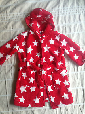 Toddlers Dressing Gown 12-18 month