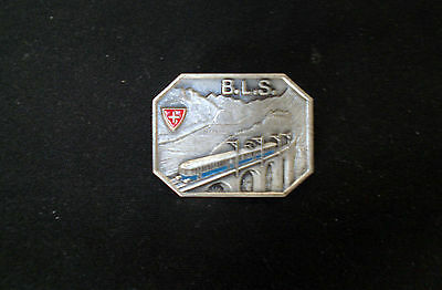 B.l.s. Swiss Railway Badge