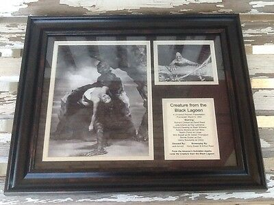 Creature from the Black Lagoon Framed Wall Hanging