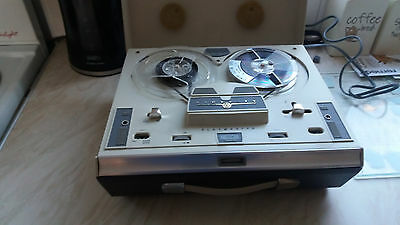Fidelity Playmaster Tr5 Reel To Reel Recorder.