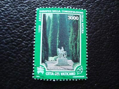 VATICAN - timbre yvert et tellier n° 1014 obl (A28) stamp