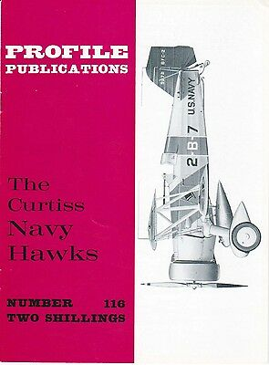 Profile Publications: Curtiss Navy Hawks