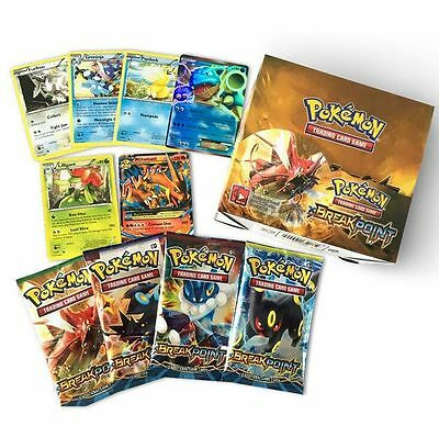 Pokemon TCG Booster New English Edition Fates Collide 9pcs cards for Xmas Gift
