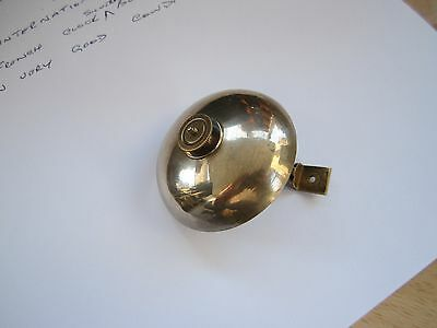 Antique French Clock Silvered Bell. Number 3 On List