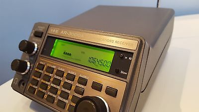 AOR AR-3000A Scanner/Receiver 0.1-2036 MHz