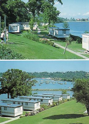 Old Mill Holiday Park, Nr Ryde, Isle Of Wight.postcard