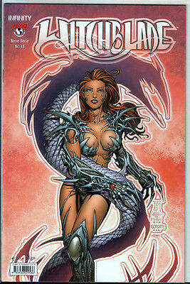 Witchblade Neue Serie Nr. 18 deutsch - Francis Manapul Cover bagged&boarded  NEU
