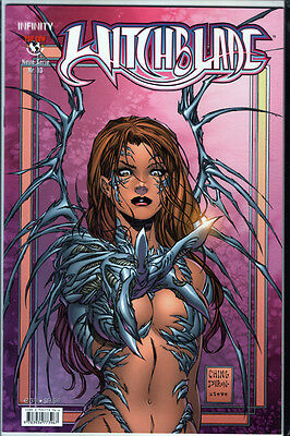 Witchblade Neue Serie Nr. 13 - deutsch - Brian Ching Cover bagged & boarded NEU