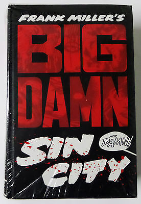 Big Damn Sin City by Frank Miller 9781616552374 New & Sealed