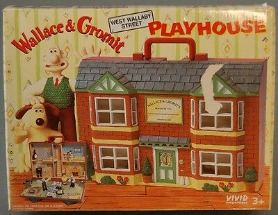 wallace and gromit playhouse