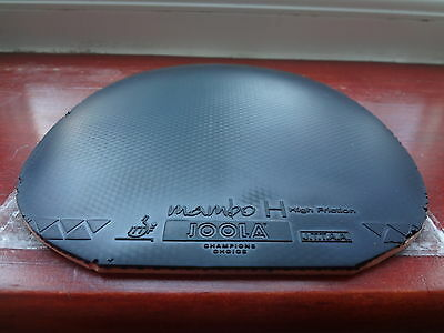 used table tennis rubber JOOLA MAMBO H   W151mm x H162mm