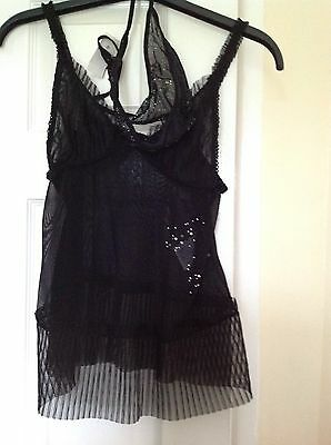 Secret Possessions Lingerie Top Size 12/14 Gstring Size 38B - Reduced