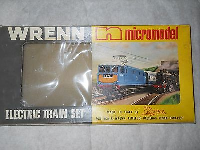 Lima For Wrenn N Micromodel Electric Train Set Box Only