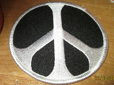 Peace Patch Collectable Rare Vintage  Embroided 90's Metal Garcia Grateful Dead