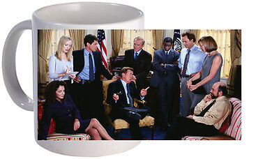 The West Wing Cast Mug. Brand New.