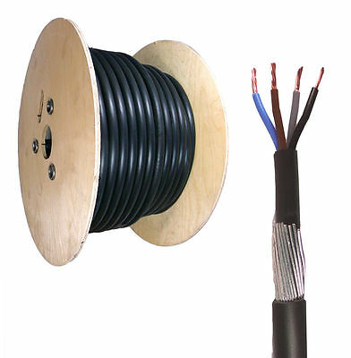 10mm SWA cable 4 core  100m