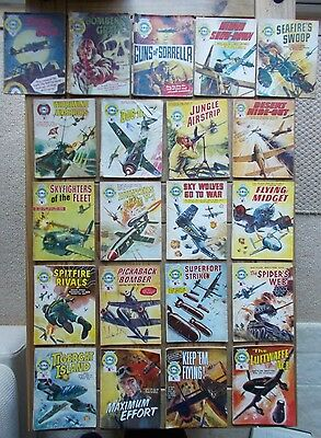 Collectable War Comics - Air Ace Picture Library