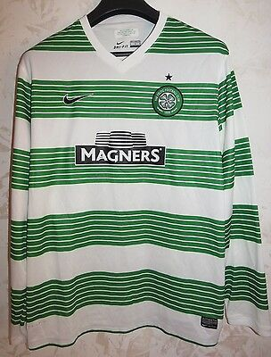 Rare Maglia Shirt Jersey Calcio Football Futebol Celtic Glasgow Scotland Size Xl