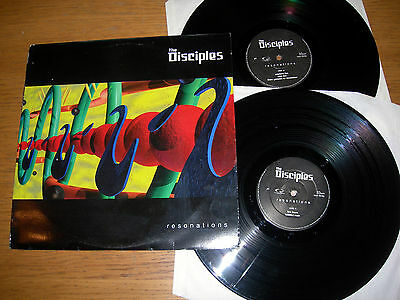 THE DISCIPLES - RESONATIONS - Double LP
