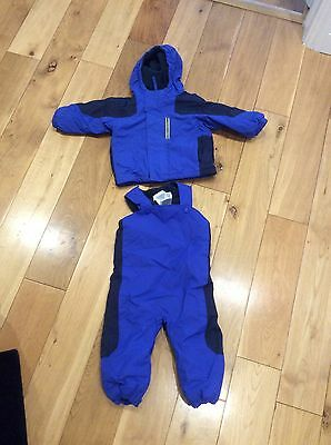 Columbia Ski Outfit & Trousers For A 18 Month