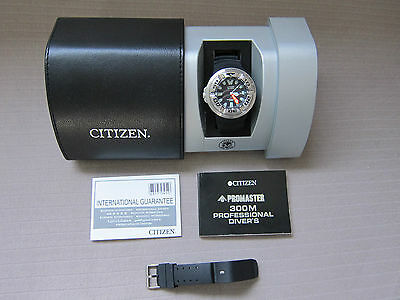 Citizen Promaster Taucher Uhr BJ8050-08E 30bar Eco-Drive EcoZilla