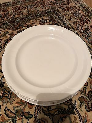 "Royal Doulton ""Profile"" Dinner Plates. Set Of 5"