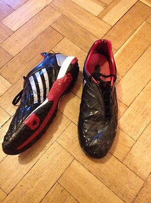 Adidas Predator Men's Astro Boots, Size 10 Used, Football Trainers HG
