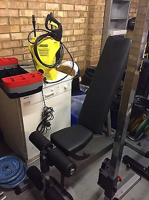 Body Solid Incline Decline Utility Bench