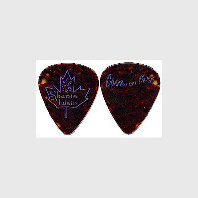 Shania Twain Shania Twain authentic 1998 tour Guitar Pick