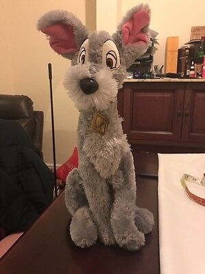 Disney Lady And The Tramp Soft Toy 16''