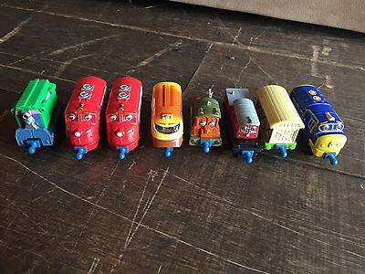 Tomy Ludorum Train Engines & Train Car Lot