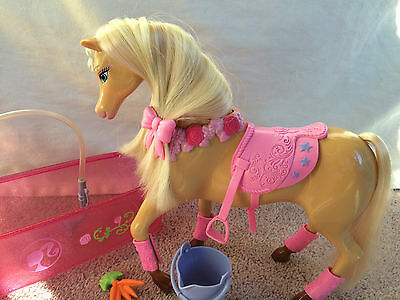 Barbie Shower and Show Horse Pony