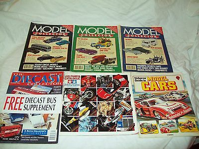 Model Collector Magazines & Guides