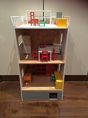 IKEA doll House With Furniture