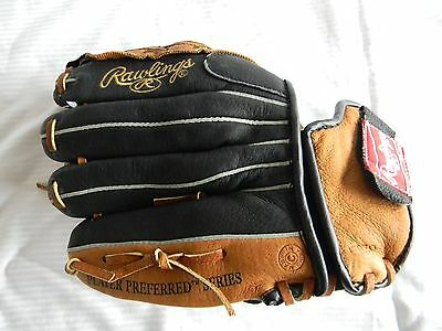 Rawlings PP11TB 11 Inch Leather Baseball Glove - Christmas Stocking Filler?