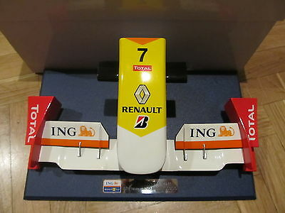 Morro Nosecone Renault R29 F. Alonso 2009 1/6 Creative Models