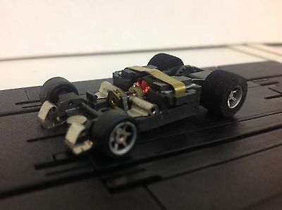 Tomy Afx G-Plus Chassis   For Ho Scale Slot Car