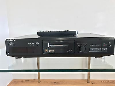 Sony minidisc player recorder MDS-JE330