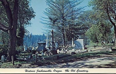 Or Jacksonville / The Old Cemetery /