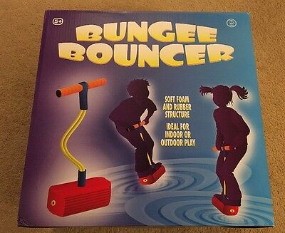 Soft Bungee Bouncer For Indoor Or Outdoor