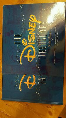 The Disney Treasures  by Robert Fiman  excellent condition with CD