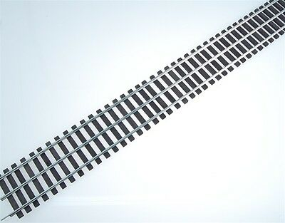 Gargraves 501F Std. Gauge 3 Rail Regular Tinplate 37 Plastic Tie Flex Track