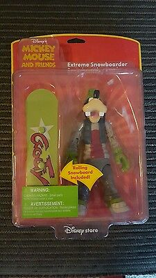 Disney's Mickey Mouse and Friends Extreme Snowboarder - Goofy