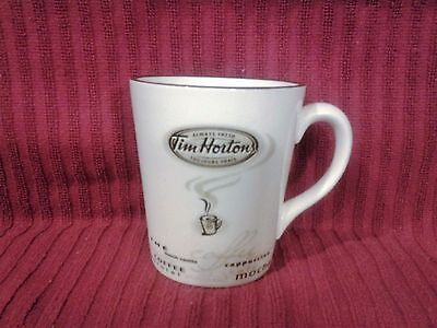Tim Horton's ceramic LIMITED EDITION mugs, collectible, Special Edition #005