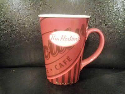 Tim Horton's ceramic LIMITED EDITION mugs, collectible, Special Edition #008