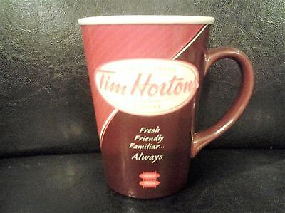 Tim Horton's LIMITED EDITION ceramic mugs, collectible, Special Edition #012