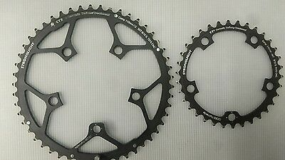 Stronglight CT2 110BCD 50/34 Chainrings