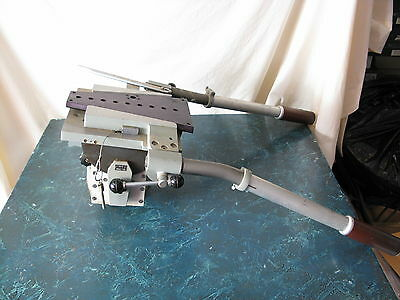Vinten Model 3716 Head With Arms And Plate For Studio Pedestal