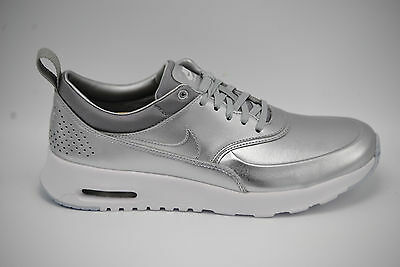 Nike air max thea metallic women's sneakers 819640 001 Multiple sizes available