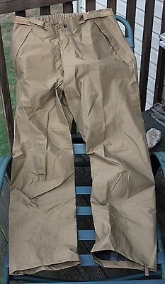 Wild Things Tactical Fire Resistant Gore-Tex Hard Shell Pants XL NEW!